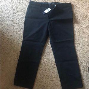 Banana republic black pants